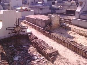 tumba cementerio almudena 2014